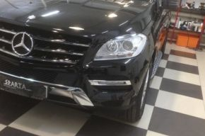 Mercedes Benz ML 2012г.