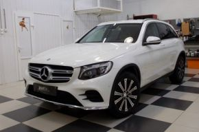 Mercedes-Benz GLC 2015г.